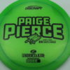 Paige Pierce Undertaker - Z Line - 5x Signature Series - green - black - ghost - 174g - 175-9g - somewhat-domey - somewhat-stiff
