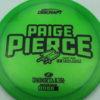 Paige Pierce Undertaker - Z Line - 5x Signature Series - green - black - ghost - 174g - 175-4g - somewhat-domey - somewhat-stiff