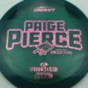 Paige Pierce Undertaker - Z Line - 5x Signature Series - blend-bluegrey - pink-hearts - ghost - 173g - 173-2g - somewhat-domey - neutral
