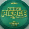 Paige Pierce Undertaker - Z Line - 5x Signature Series - blue-green - gold-hearts - ghost - 174g - 174-9g - pretty-domey - somewhat-stiff