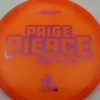 Paige Pierce Sol - Z Line - 5x Signature Series - orange - pink-mini-dots-and-stars - ghost - 170-172g - 171-0g - pretty-domey - somewhat-stiff