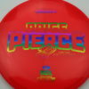 Paige Pierce Sol - Z Line - 5x Signature Series - redpink - rainbow-lines - ghost - 173-175g - 173-6g - somewhat-domey - pretty-stiff