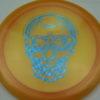 Destroyer - Luster Champion - orange - luster-champion - blue-fracture - 304 - 175g - 175-3g - pretty-domey - somewhat-stiff