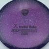 MD4 - Metal Flake C Line - purple - metal-flake - black - 180g - 181-7g - neutral - somewhat-gummy