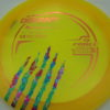 Force - Paul McBeth - 5x Signature Series Claw - yelloworange - bronze - acid-party-time - 170-172g - 173-3g - neutral - neutral