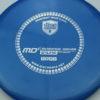 MD3 - blue - g-line - silver-stars - 304 - 176g - 177-1g - pretty-flat - pretty-gummy