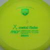 MD4 - Metal Flake C Line - yellow - metal-flake - green - 180g - 181-3g - somewhat-flat - neutral