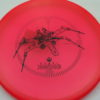Star Wars - Discraft - zone - redpink - z-line - black - 304 - 173-175g - 175-6g - pretty-flat - somewhat-stiff
