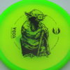 Star Wars - Discraft - zone - green - z-line - black - 304 - 173-175g - 174-1g - super-flat - neutral