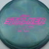 Stalker - Titanium Swirl - Ledgestone - Paige Pierce - fuchsia - 173-175g - 174-4g - neutral - somewhat-stiff