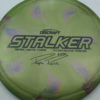 Stalker - Titanium Swirl - Ledgestone - Paige Pierce - black - 173-175g - 173-8g - neutral - somewhat-stiff