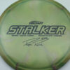 Stalker - Titanium Swirl - Ledgestone - Paige Pierce - black - 173-175g - 174-2g - neutral - somewhat-stiff