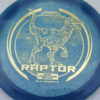Raptor - Glo Sparkle - Ledgestone - blue - gold - 173-175g - 174-1g - neutral - pretty-stiff