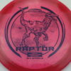 Raptor - Glo Sparkle - Ledgestone - redpink - dark-blue - 173-175g - 174-6g - neutral - pretty-stiff