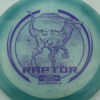 Raptor - Glo Sparkle - Ledgestone - light-blue - dark-blue - 173-175g - 173-2g - neutral - pretty-stiff