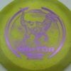 Raptor - Glo Sparkle - Ledgestone - yellowgreen - purple - 173-175g - 174-1g - neutral - pretty-stiff