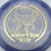Raptor - Glo Sparkle - Ledgestone - bluepurple - gold - 173-175g - 174-0g - neutral - pretty-stiff