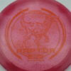 Raptor - Glo Sparkle - Ledgestone - pink - orange - 173-175g - 174-6g - somewhat-domey - pretty-stiff