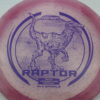 Raptor - Glo Sparkle - Ledgestone - pink - dark-blue - 173-175g - 173-1g - neutral - pretty-stiff