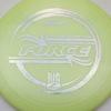 Force - Big Z - Ledgestone - light-yellow - silver-circles - 173-175g - 175-0g - somewhat-domey - pretty-stiff