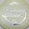 Force - Big Z - Ledgestone - off-white - silver-circles - 173-175g - 174-4g - somewhat-domey - somewhat-stiff