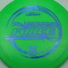Force - Big Z - Ledgestone - green - blue-mini-dots-and-stars - 173-175g - 175-3g - pretty-domey - pretty-stiff
