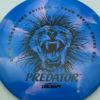 Predator - Swirl ESP - Ledgestone - black - 173-175g - 174-9g - somewhat-domey - somewhat-stiff