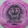 Predator - Swirl ESP - Ledgestone - black - 173-175g - 175-2g - somewhat-flat - somewhat-stiff