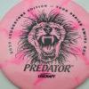 Predator - Swirl ESP - Ledgestone - black - 173-175g - 174-5g - neutral - somewhat-stiff