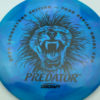 Predator - Swirl ESP - Ledgestone - black - 173-175g - 176-3g - neutral - somewhat-stiff