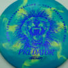 Predator - Swirl ESP - Ledgestone - blue-fracture - 173-175g - 175-9g - neutral - somewhat-stiff