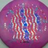 Predator - Swirl ESP - Ledgestone - flag - 173-175g - 176-9g - neutral - somewhat-stiff