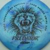 Predator - Swirl ESP - Ledgestone - black - 173-175g - 174-9g - neutral - somewhat-stiff