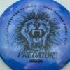 Predator - Swirl ESP - Ledgestone - black - 173-175g - 175-2g - neutral - somewhat-stiff