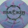 Tracker - Swirl ESP - Ledgestone - black - 173-175g - 175-0g - somewhat-flat - somewhat-stiff