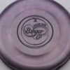 Banger GT - Titanium Swirly - Ledgestone - black - 167-169g - 167-9g - super-flat - somewhat-stiff