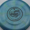 Banger GT - Titanium Swirly - Ledgestone - black - 173-175g - 174-6g - super-flat - somewhat-stiff