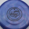 Banger GT - Titanium Swirly - Ledgestone - black - 173-175g - 174-4g - super-flat - somewhat-stiff