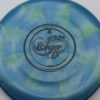 Banger GT - Titanium Swirly - Ledgestone - black - 173-175g - 174-7g - super-flat - somewhat-stiff