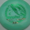 Shryke - Glow Champion - Karina Nowels - glow-blue - green - gold-smoke - 175g - 174-5g - neutral - somewhat-stiff