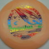 Shryke - Glow Champion - Karina Nowels - glow-orange - rainbow - blue - 175g - 174-9g - neutral - somewhat-stiff