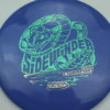 Sidewinder - Star - Ellen Widboom - bluepurple - green - gold - 167g - 168-5g - pretty-domey - neutral