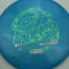 Sidewinder - Star - Ellen Widboom - blue - green - gold - 167g - 168-5g - pretty-domey - neutral