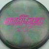 Stalker - Titanium Swirl - Ledgestone - Paige Pierce - fuchsia - 173-175g - 174-3g - neutral - somewhat-stiff