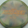 Stalker - Titanium Swirl - Ledgestone - Paige Pierce - copper-ellipses - 173-175g - 174-4g - neutral - somewhat-stiff