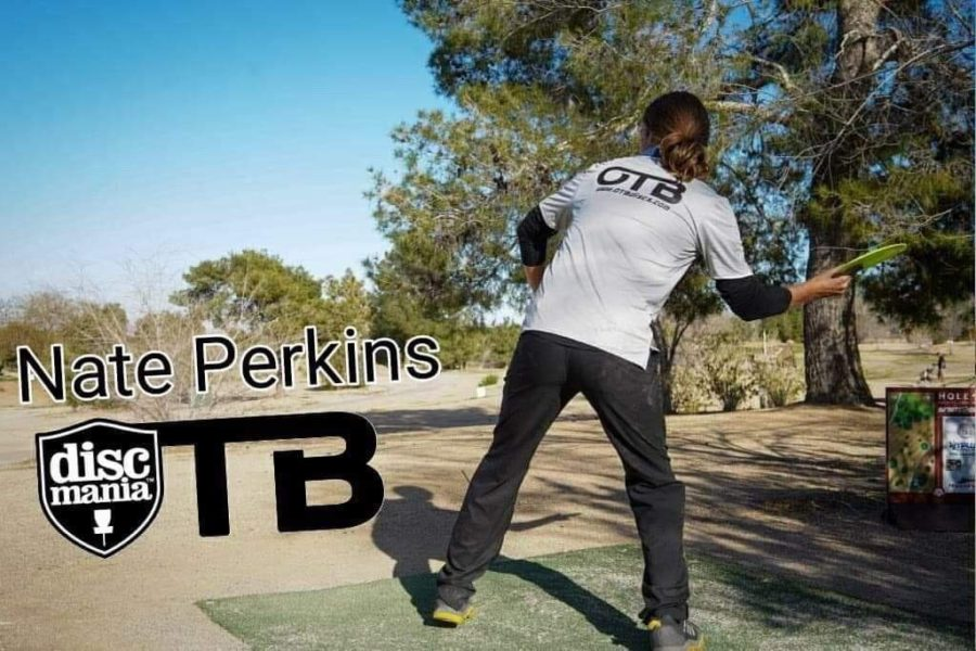 Nate Perkins and OTB collaboration!