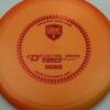 CD2 - orange - g-line - red - 304 - 175g - 174-2g - somewhat-flat - pretty-gummy