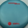 Squall - light-blue - proline - red - 304 - 175-176g - 176-8g - somewhat-flat - somewhat-stiff