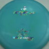 Scorpius - Sirius - Gregg Barsby 2018 World Champion - light-blue - sirius - pastel-party-time - 160-163g - 162-5g - neutral - somewhat-stiff