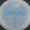 Albert Tamm Opto-X Recoil - white - blue - 173g - 174-1g - somewhat-flat - somewhat-stiff